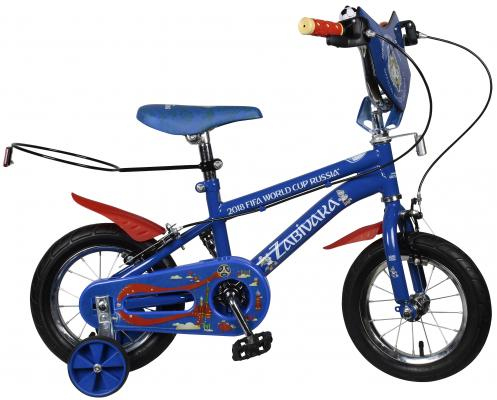Велосипед FIFA JK719 синий JK719
