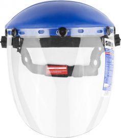Маска СИБИН 11086  защитныйлицевойсэкраномизполикарбоната храповый механизм