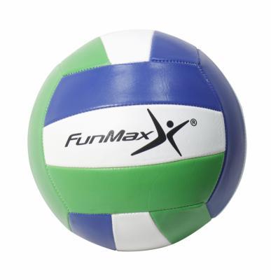 FunMax мяч волейбольный, 22см, 280гр