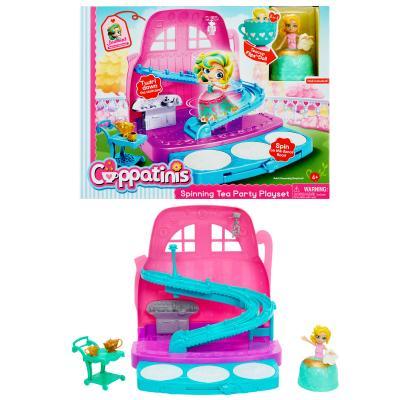 Купить Кукла Cuppatinis Jasmint 10 см Т10611, пластик, Классические куклы и пупсы