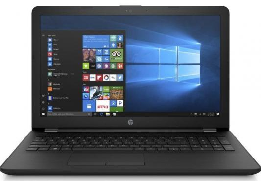 Ноутбук HP 15-bs151ur (3XY37EA) ноутбук hp compaq 15 ay044ur
