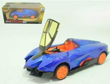 все цены на Машина Yako Драйв синий M6253