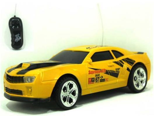 Машина Yako Supreme 67h желтый Y395021 кукла yako m6579 6