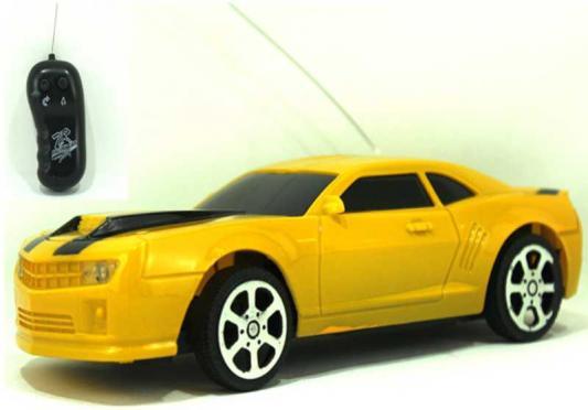 Машина Yako Racing Драйв желтый Y395022 кукла yako m6579 6