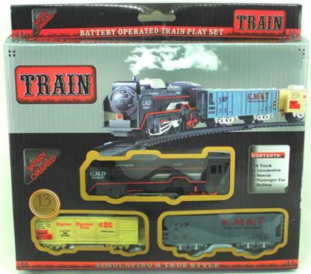 YAKO, Железная дорога (работает от батареек), Y15571014 железная дорога yako y1699035 page 6