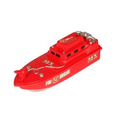 Катер Yako Солнечное лето красный машины rmz city металлическая модель м1 64 land rover defender 344010