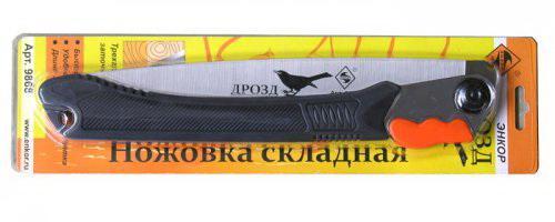 Ножовка ЭНКОР 9868 сад склад Дрозд виктория беломлинская склад