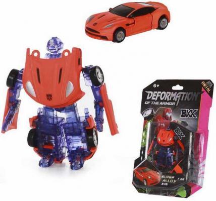 Робот-трансформер Yako Y3686095-1 кукла yako m6579 6