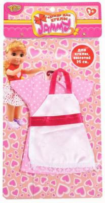 YAKO, Одежда для кукол Jammy 25 см, M6572 кукла yako jammy доктор m6309