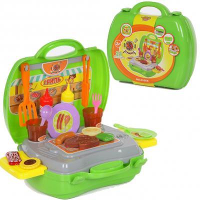 Игрушка Yako Гриль 2105R игрушка yako m6106