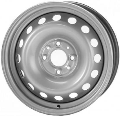 Картинка для ТЗСК  Nissan Qashqai  6,5\\R16 5*114,3 ET40  d66,1  Серебро  [86869326647]