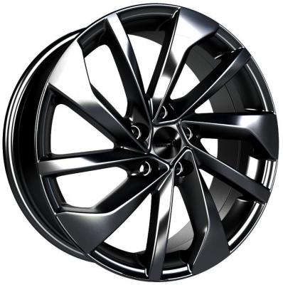 СКАД Nissan X'trail (KL-276) 7,0\\R18 5*114,3 ET45 d66,1 Черный-матовый [2660030]