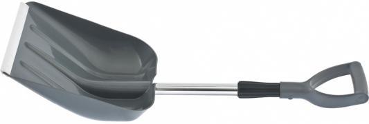 Лопата PALISAD 61500 275х320мм, алюм. телескоп. черенок 770-970ммморозост.пластик для снега