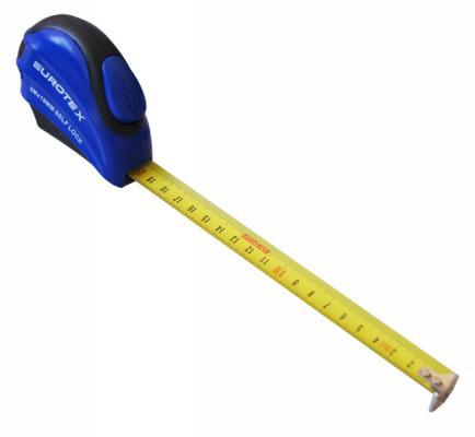 Рулетка EUROTEX 050115-003-016 с нейлоновым покрытием ленты 3мх16мм с магнитом цены