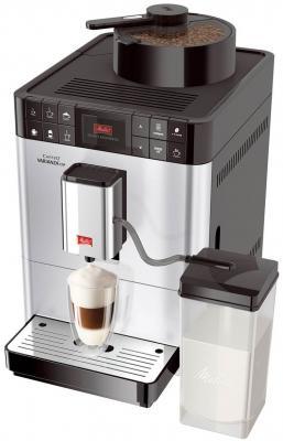 21547 Кофемашина Caffeo F 531-101 Passione Onetouch серебро MELITTA кофемашина melitta caffeo passione f 530 101 серебристая черная