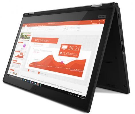 Ноутбук Lenovo YOGA L380 (20M7002GRT) ноутбук