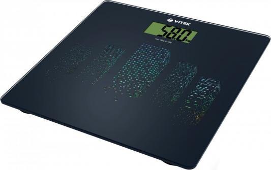 Весы напольные Vitek 8073(B) чёрный напольные весы vitek vt 8073 b