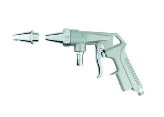 цена на Пистолет пескоструйный MATRIX 57328 со шлангом пневматический