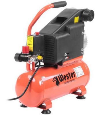 Компрессор WESTER W 006-075 OLC 0,75кВт поршневой масляный компрессор wester le 024 150 olc