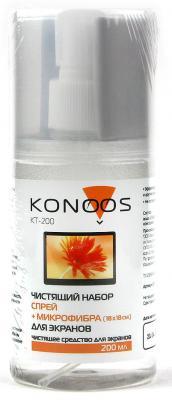 Набор для ухода за техникой Konoos KT-200 200 мл все цены
