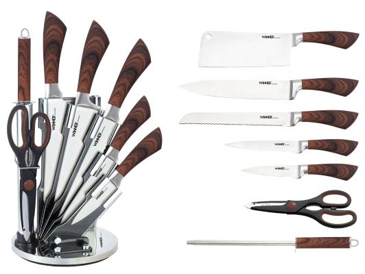 Картинка для Набор ножей WINNER WR-7352