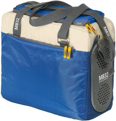 32MB DC Термоэлектрическая сумка-холодильник MobiCool 32 литра 42.0 х 18.0 х 34.0 см mobicool mb32 dc термоэлектрическая сумка холодильник