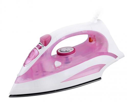 лучшая цена Утюг Irit IR 2230 2000Вт белый розовый