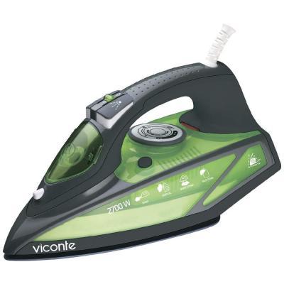 Утюг Viconte VC-4303 зеленый утюг viconte vc 4301