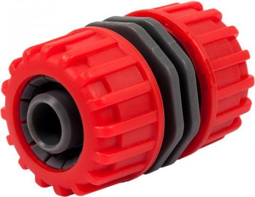 Муфта QUATTRO ELEMENTI 645-969 соединительная ремонтная 1/2 - 1/2 пластик цена
