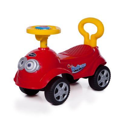 Каталка Baby Care QT Racer красный от 1 года пластик baby care baby care каталка cute car красная