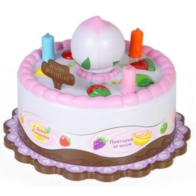 Развивающая игрушка Baby Care Развивающий центр «Торт» развивающий центр playgo для самых маленьких