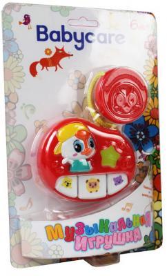 Купить BABYCARE, Музыкальная подвеска, BC1014, Baby Care, разноцветный, Детские музыкальные инструменты