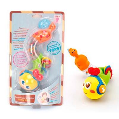 Купить HUILE, Игрушка развивающая для малышей Гусеничка , арт. Y61197, Развивающие центры для малышей
