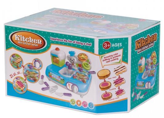 Игровой набор Kitchen Детский игровой набор Кухня 10 предметов детский игровой набор sega zoobles 55