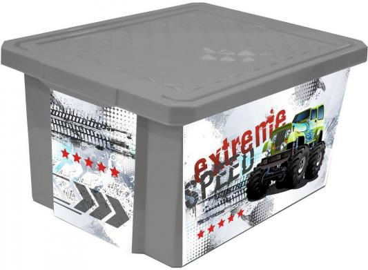 Littel Angel Ящик для игрушек X-BOX Супер Трак 17л трак для скейтборда
