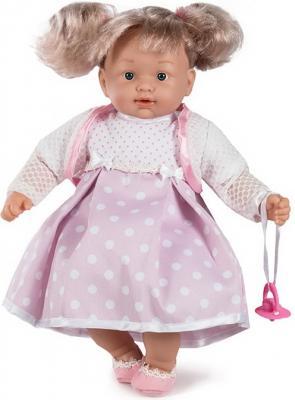 Кукла Loko Baby Pink 43 см одежда для куклы loko baby pink для девочки