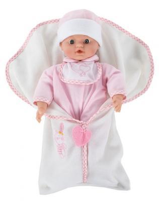 Кукла Loko Кукла Tiny Baby с конвертом для новорожденных 30 см плачущая кукла yako m6579 6