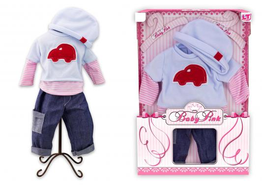 Одежда для кукол Loko Одежда для куклы мальчика Baby Pink одежда