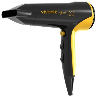 Фен Viconte VC-3721 желтый фен viconte vc 3744 red