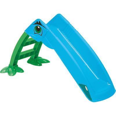 PalPlay Горка Пеликан 139х70х72 (10%) голубой/зелёный