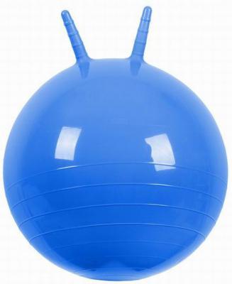 Мяч МалышОК Прыгун с рожками 50 см малышок мяч ёжик 18 см