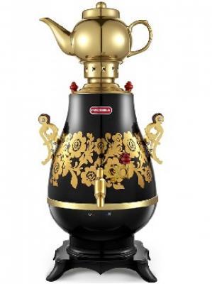 Самовар Росинка РОС-1009 черный