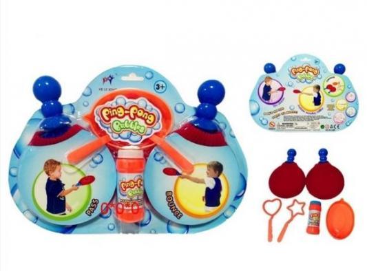 Набор 1Toy Прыгунцы Пинг-Понг нелопающиеся 50 мл разноцветный монгольский пинг понг