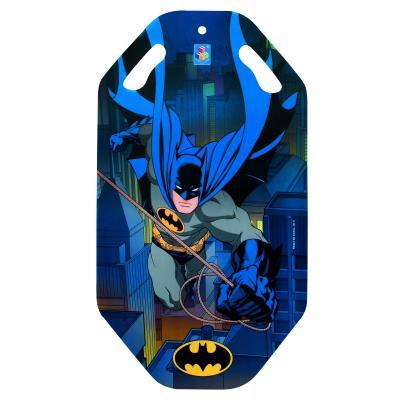 все цены на Ледянка 1toy Бэтмен до 100 кг синий рисунок пластик Т10470 онлайн