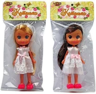 Кукла Наша Игрушка Катенька-невеста 16.5 см M6623