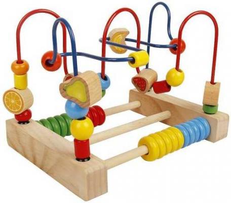 Интерактивная игрушка Наша Игрушка Лабиринт Фрукты со счетами от 3 лет SPYH173286