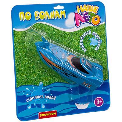 Катер Наша Игрушка Солнечное лето синий M6506 игрушка shantou gepai наша игрушка катер солнечное лето m6514