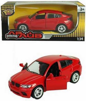 Машина Наша Игрушка Машина красный M7420