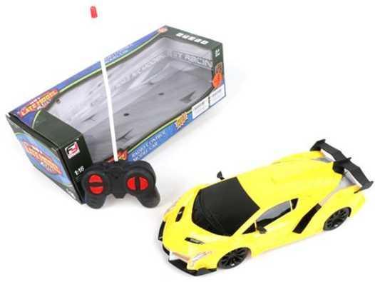 Машина Наша Игрушка Машина желтый 699-188B
