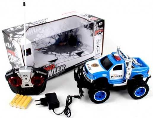 Машина Наша Игрушка Внедорожник голубой 6138D машина наша игрушка внедорожник бежевый 6138g